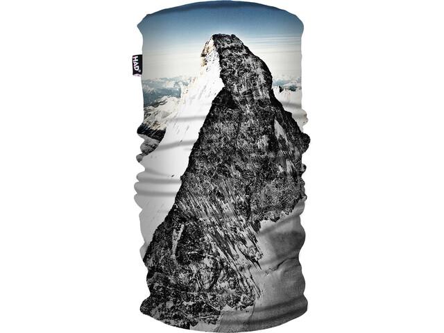 HAD Printed Fleece Tube gipfelblick by rosi & christian